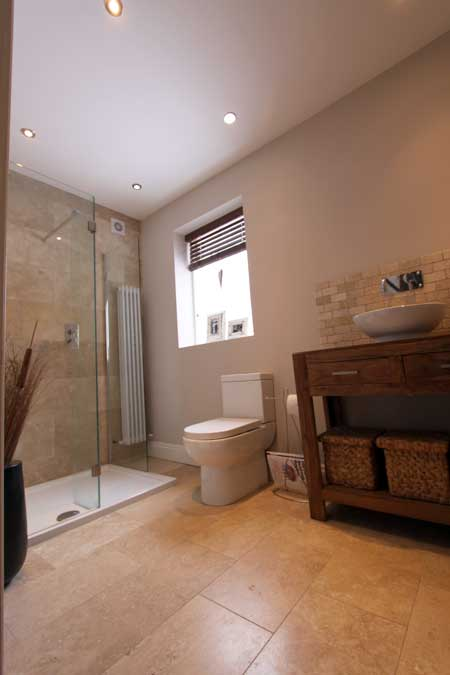 Kitchen Extension And Two Bathroom Refurbishments Sutton Coldfield Westwood Property