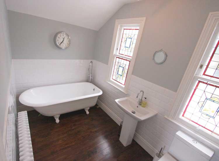 Superb Upstairs Bathroom Extension Sutton Coldfield