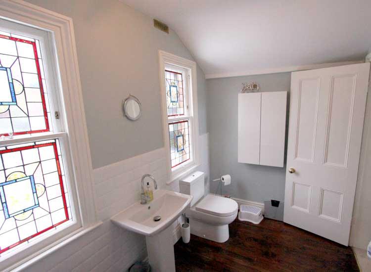 Upstairs Bathroom Extension Wylde Green